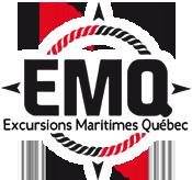Logo - Excursions Maritime Québec