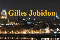 Logo - Gilles Jobidon