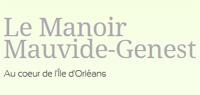 Logo Manoir Mauvide-Genest